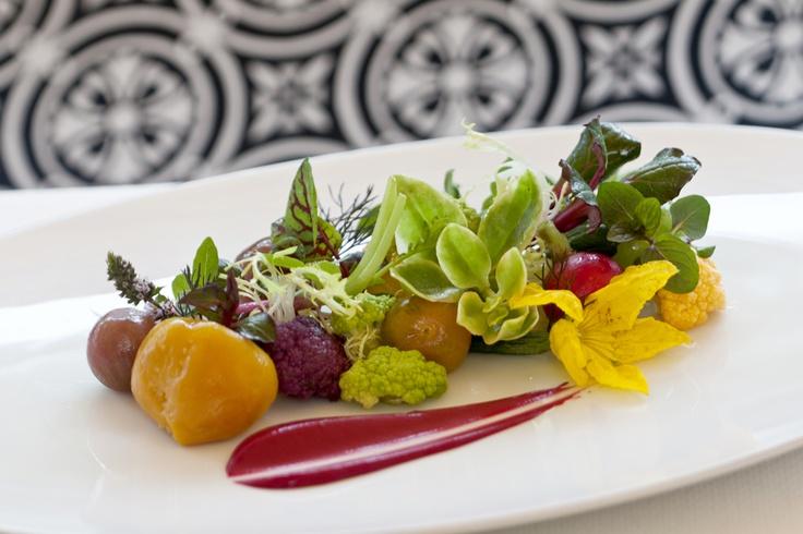 Chef Garden: Chef Jeff O'Neill Of The Villa By Barton G (South Beach