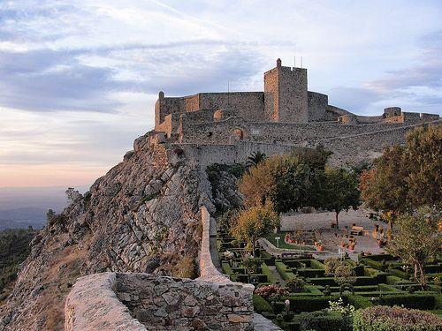 Un pueblo fortificado y congelado en el tiempo en Portugal (Marvão) - Viajes - 101lugaresincreibles -