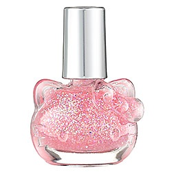 I'm becoming obsessed with nail polish and this Hello Kitty bottle doesn't help! <3