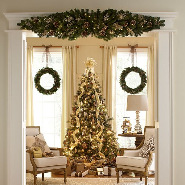 Martha Stewart Living™ Regal Holiday Collection Available At The Home Depot