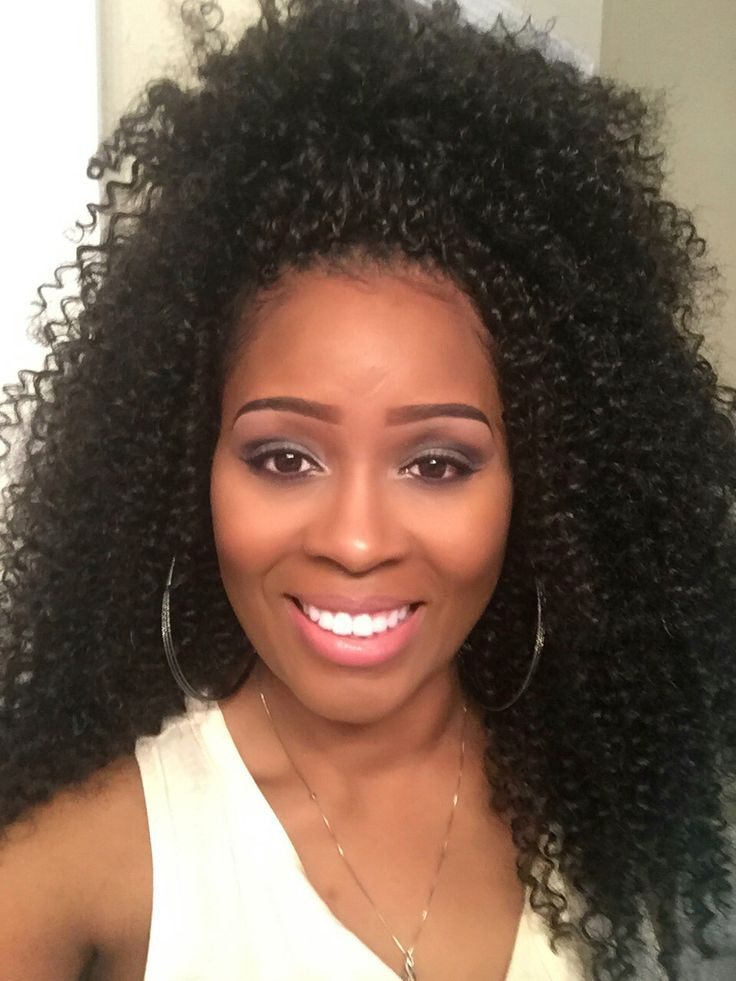 styling wave hair 25 best ideas about curly crochet braids sur 8738