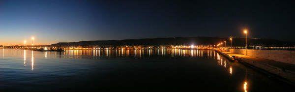 Manfredonia vista dal faro
