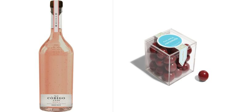 Holiday Gift Guides 2017: Food + Drink - Cool Hunting    Don't let the pink hue fool you, this is a tequila—and a good one at that. While aging in Napa Cabernet French White Oak barrels has lent the agave spirit ($62) its pink color and a light nose of the wine, the flavor is that of a premium blanco with light floral notes. It's delicate and quite easy to sip neat.