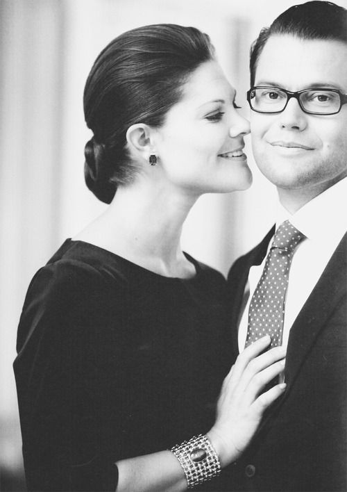 #Sweden #Crown Princess Victoria #Prince Daniel