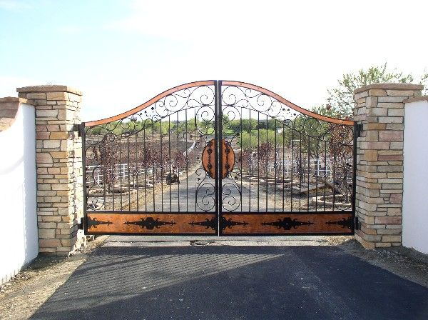 46 Best Images About Gate/Fence On Pinterest