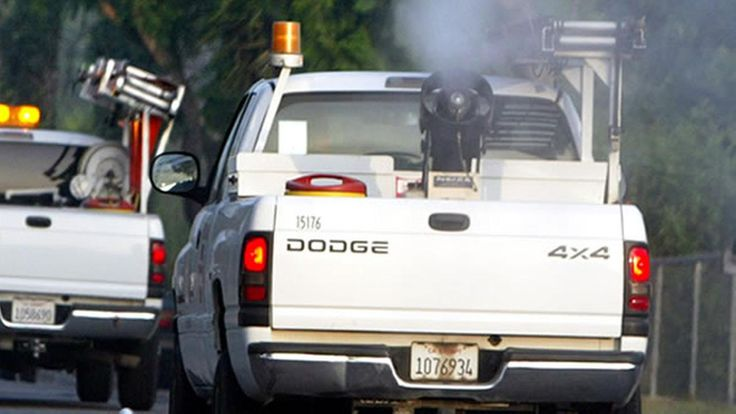 Fogging Planned in Santa Clara Co After Mosquitoes with West Nile Found via ABC 7 News Bay Area by Rachel Matsuoka