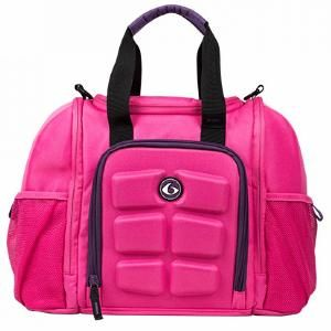 6 Pack Fitness Expert Innovator Mini Meal Management Bag - Pink/Purple from Forza Sports at SHOP.COM