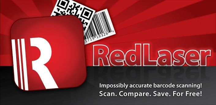 RedLaser is a free DROID app to scan barcodes to search hundreds of local retailers to compare prices, find the nearest locations, and get product information