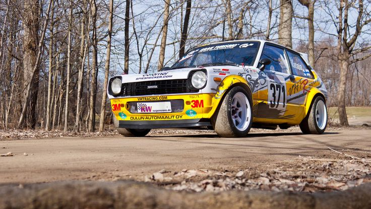 This Toyota Starlet went from rust bucket to rally rocket Photo 2