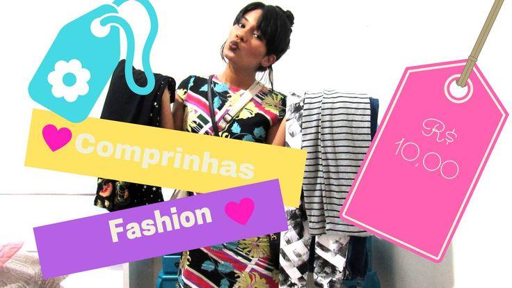 Comprinhas Fashion 2016 ( Marisa, Riachuelo.....)