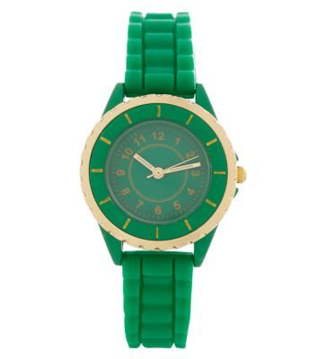 Green Mini Sports Watch