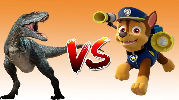 """PAW Patrol game """"Tracker's Jungle Rescue"""" on Nick Jr - Đội chó cứu hộ tr..."""