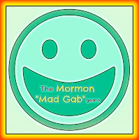 Mormon Mad Gab Game: Gab Games, Fabulous Ideas, Conference Linki, Dat Mormons, Conference Ideas, Conference Games, Lds Seminary Games, Activities Ideas, Lds Mormons