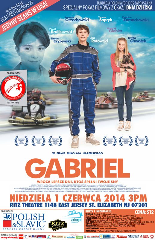 """Special screening of """"Gabriel"""" in USA – you can't miss it! 