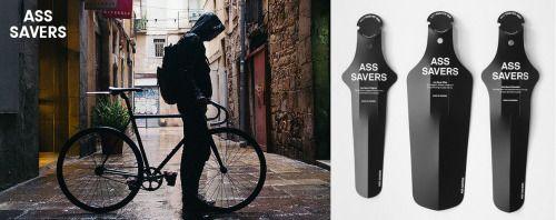 Nejlepší přítel vašeho zadku v dešti - ASS SAVERS http://www.buydesign.cz/cz-kategorie_29-0-blatniky-na-kolo.html