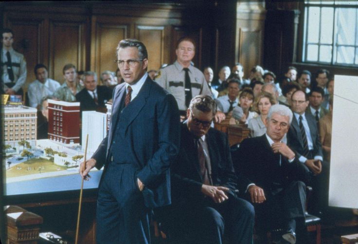 Still of Kevin Costner in JFK (1991)