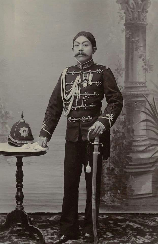 1870 1910 javanese nobleman