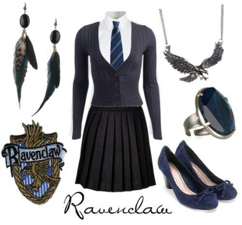 Ravenclaw cosplay