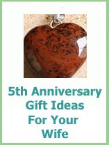 17 Best Images About 5th Anniversary Gift Ideas On