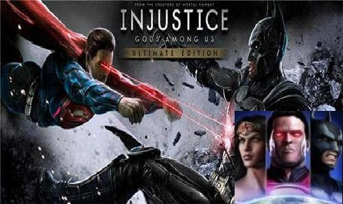 Injustice Gods Among Us iPhone Game Download  Build an epic roster of DC super heroes and villains and get ready for battle! INJUSTICE: GODS AMONG US is a free-to-play collectible card game where you build a roster of characters, moves, powers, and gear and enter the arena in touch-based 3-on-3 action combat.  Experience the full gameplay... http://freenetdownload.com/injustice-gods-among-us-iphone-game-download/