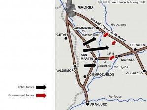 The Battle of Jarama, February 1937