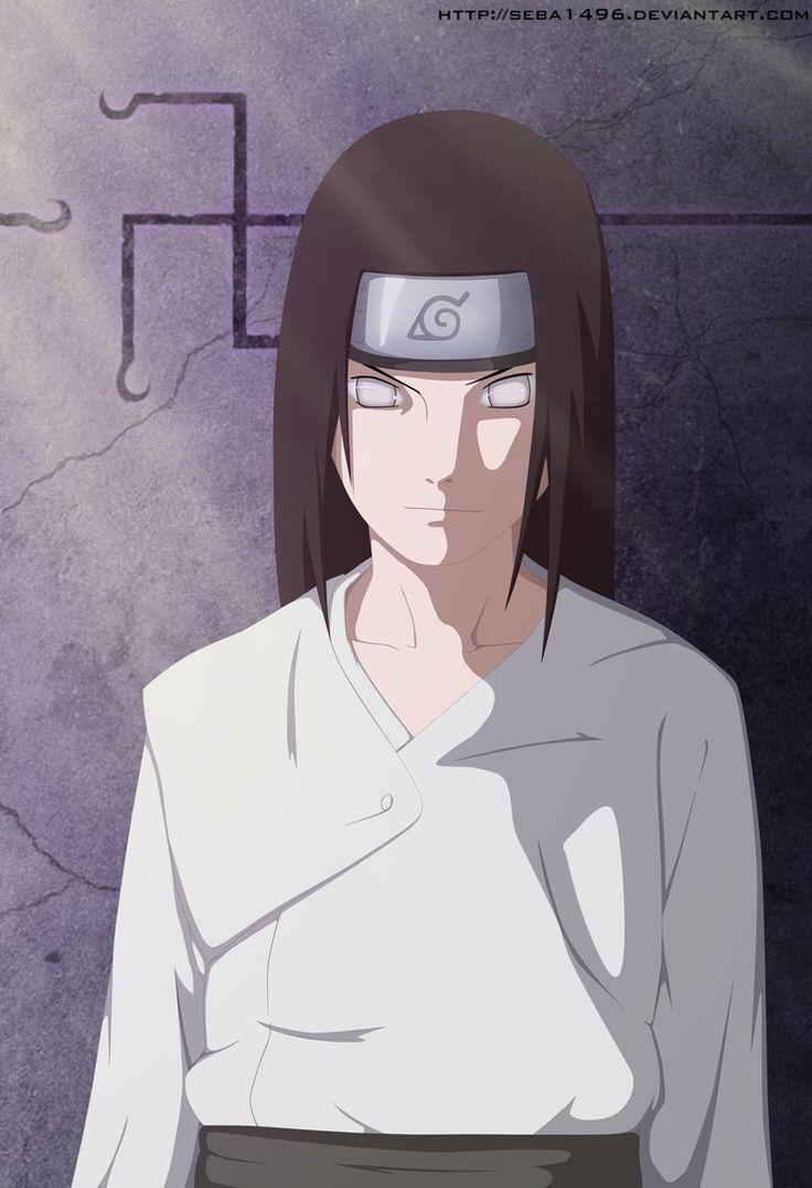Hyūga Neji | Naruto Shippuden | Pinterest