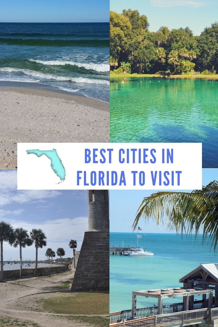 Roadtrip Florida Best Cities To Visit On Vacation Dq Family Travel Visit Florida Best Cities Florida Travel
