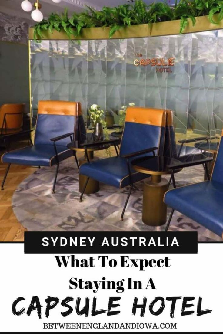 What It S Like To Stay In A Capsule Hotel Sydney Australia Capsule Hotel Australia Sydney Travel