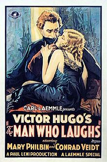 The Man Who Laughs Mary Philbin Conrad Veidt Brandon Hurst