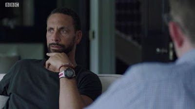 Rio Ferdinand breaks down in Tears as he reveals his children saved him after their mum died