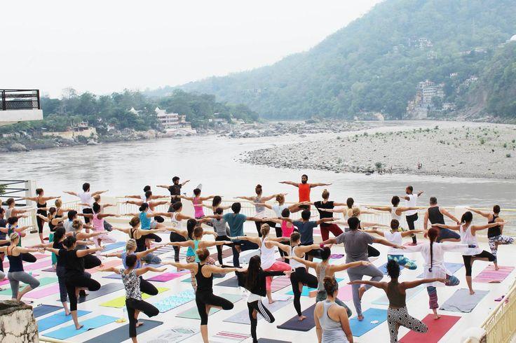 Shiva Yoga Peeth - Yoga Teacher Training in India Rishikesh