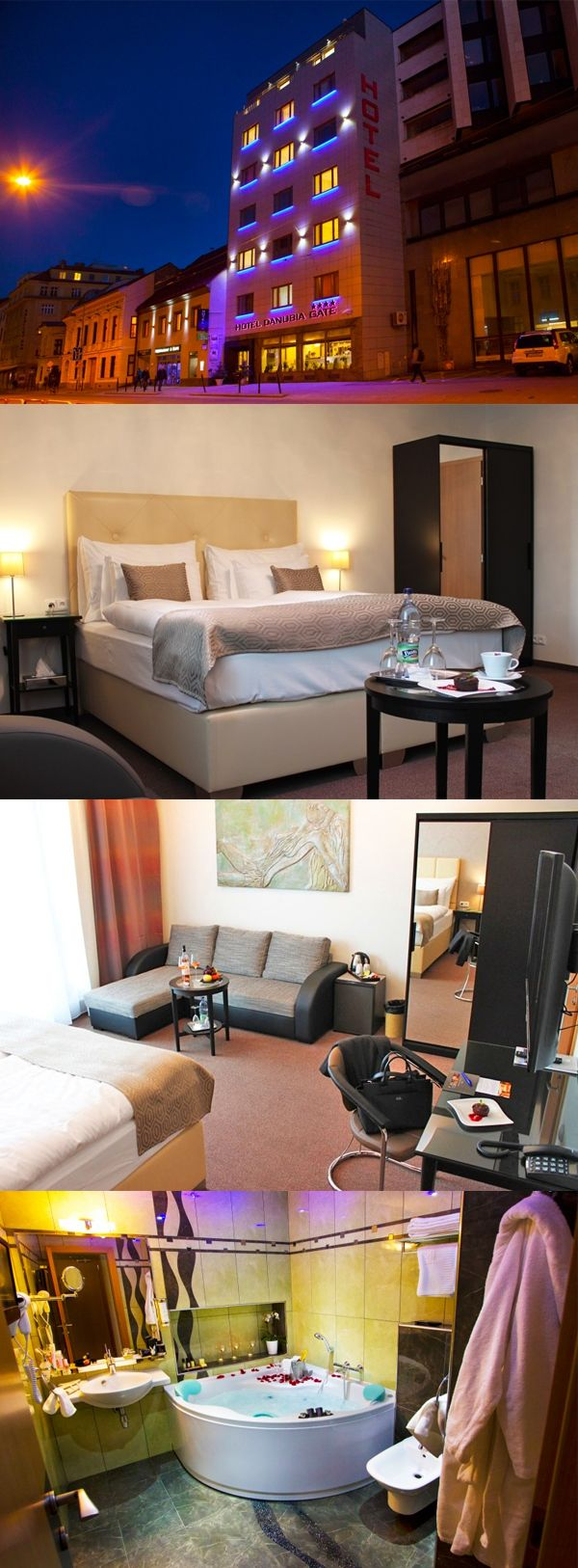 Hotel DANUBIA GATE **** - Pozsony, Kis-Kárpátok térsége