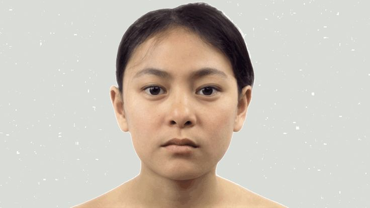 The way this was made is what is cool to me.  The girl was aged by morphing between photos of family members, then projecting that onto 3d geo and then animating the geo.  I think it's impressive that it holds up at such a slow rate of transition, I think a lot of that is good facial animation.