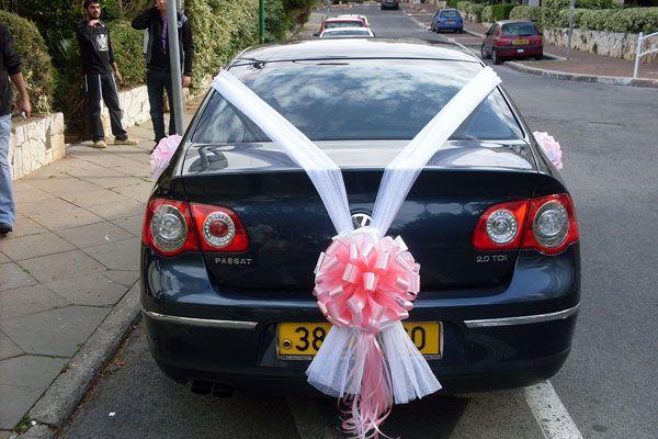 Koristelu On Pinterest Receptions Wedding Car Decorations And Cars