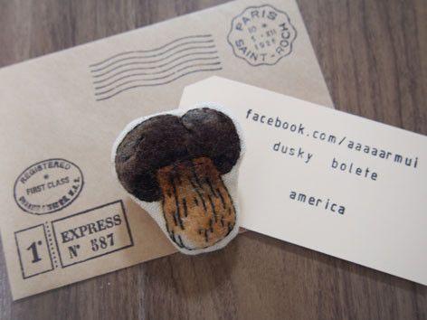 このキノコthe mushroomお名前:dusky boletename : dusky bolete特性:条件付きで食用もいい.珍しい.大きいでも見い出す... ハンドメイド、手作り、手仕事品の通販・販売・購入ならCreema。