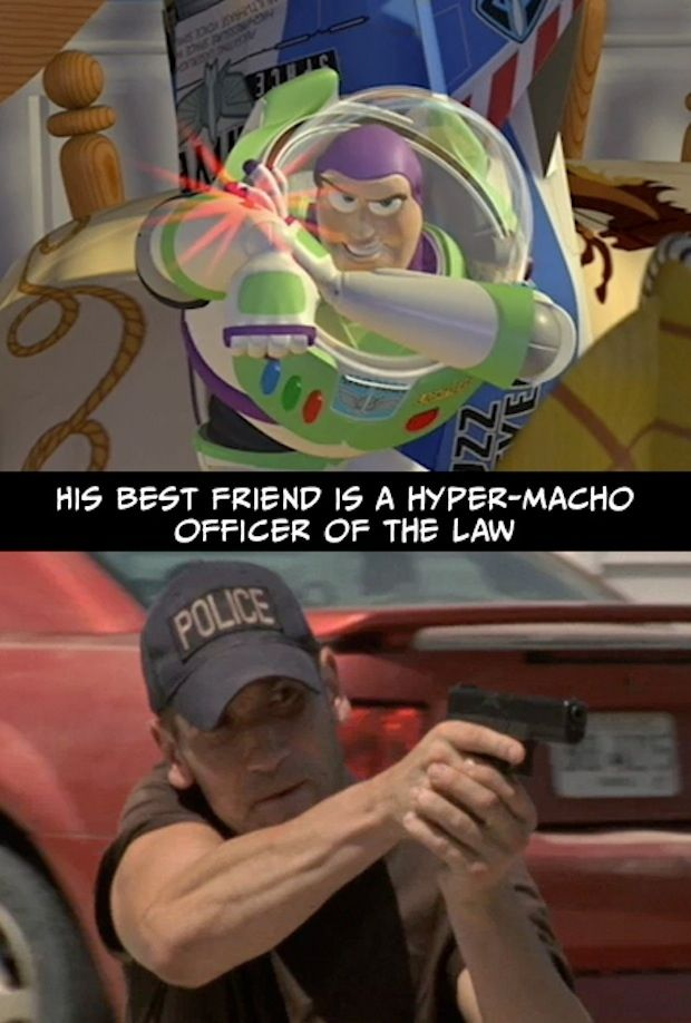 Undeniable Proof That The Walking Dead And Toy Story Have The Exact SamePlot