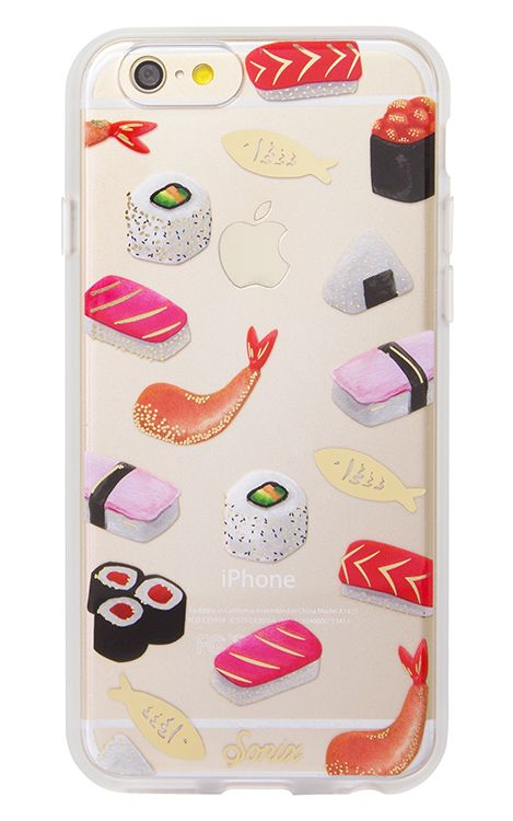 Our new Sushi Case is so delicious - Shop it here: https://www.shopsonix.com/catalogsearch/result/?q=sushi