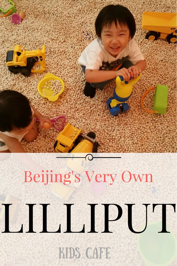 A popular Korean kids cafe is now in Beijing! What is it like? Check out my post to learn more!