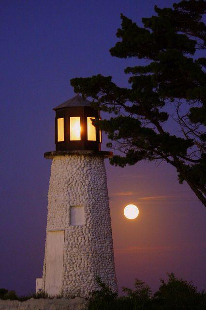 Buckroe Beach, Virginia Light House