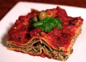 Flawless and Yummy Vegan Lasagna