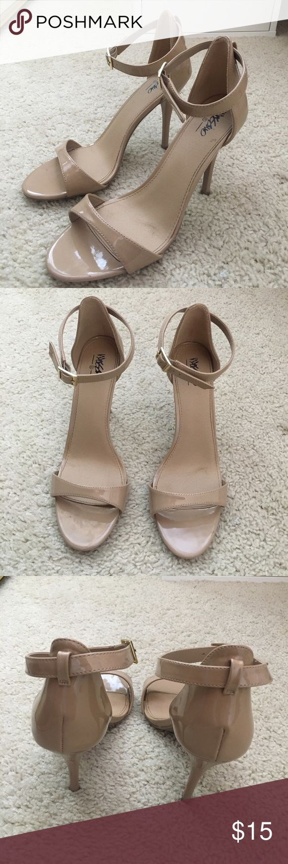 Mossimo high hells! Barely worn! From Target, in perfect condition! Mossimo Supply Co Shoes Heels