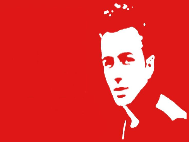 11 years ago today Joe Strummer died....and left a hole in the worlds soul  #joestrummer #theclash
