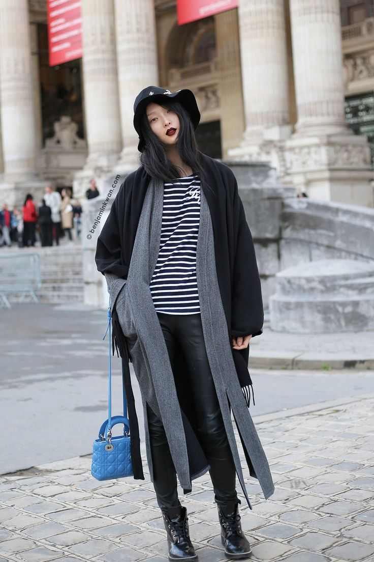 Inspiration 39 Nstyle 2015 Fw Street Style Pinterest