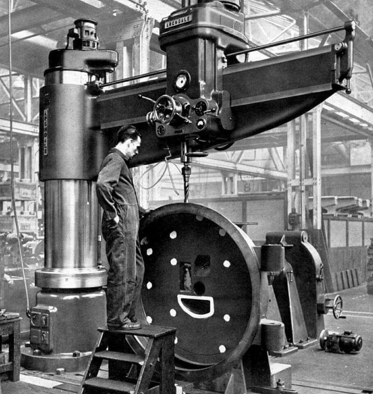 A look into categories of the industrial art of manufacturing