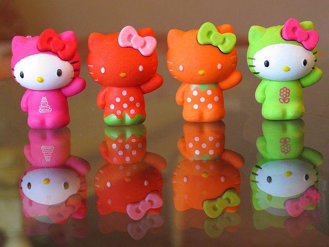 Hello+kitty+vinyl+figures | Flickr: The BLIND BOX & VINYL HELLO KITTY FIGURES Pool