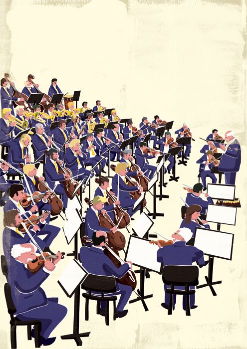 オーケストラ Orchestra