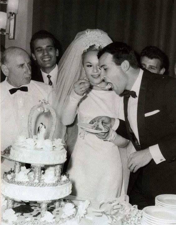 Αλίκη Βουγιουκλάκη, Δημήτρης Παπαμιχαήλ (ο γάμος)