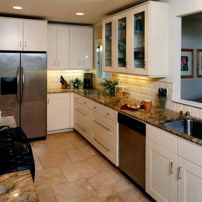 Marsh Linen Shaker Cabinets The Kitchen Pinterest