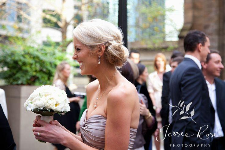 Ash & Rob @ Jessie Rose Photography #springwedding #wedding #photography #weddingphotography #jessierosephotography #sydney #australia #observatoryhill #springwedding #spring #bridesmaid #laughter