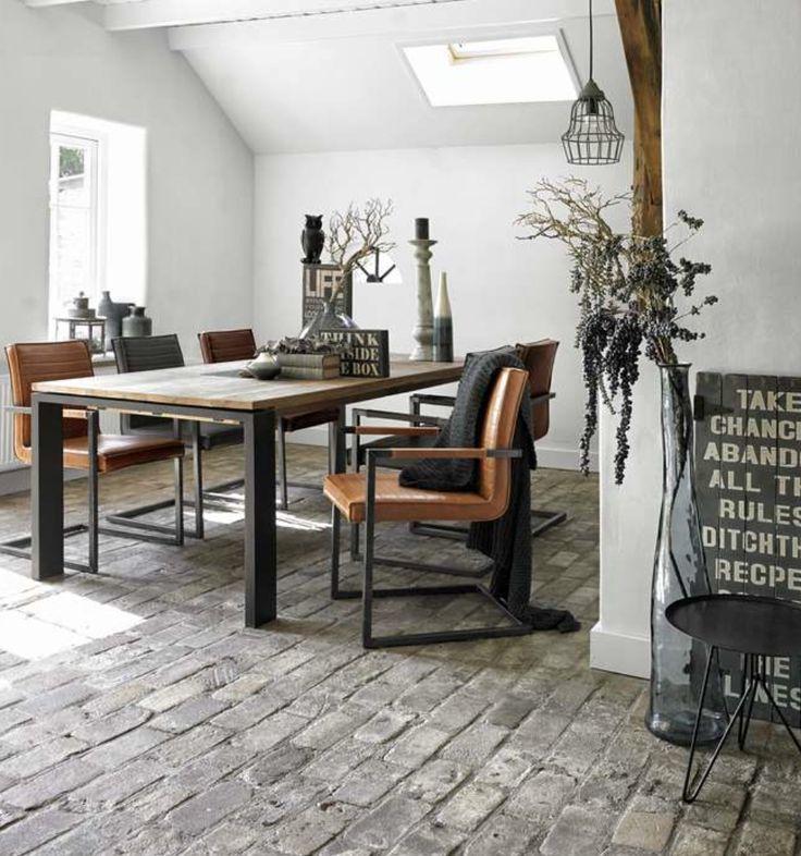 15 best sfeervolle stoelen images on pinterest dining for Eetkamer stoel